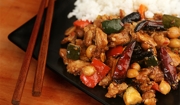 Chinese Specials - Chicken Dishes